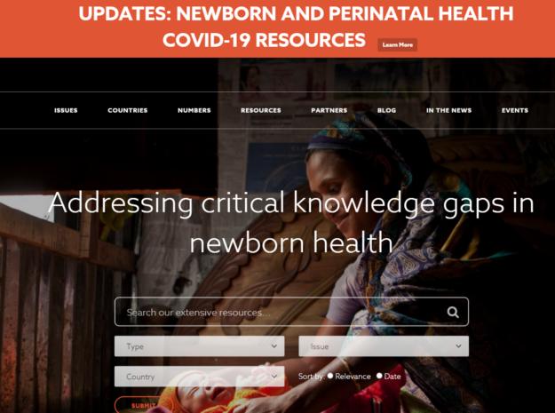 Healthy Newborn Network